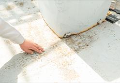 屋上・ベランダ防水工事 症状