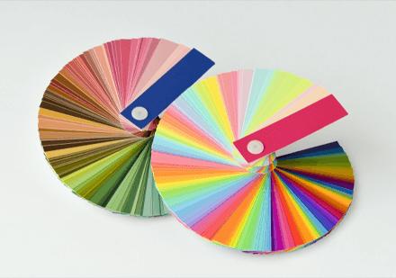 塗装前のカラーシミュレーション
