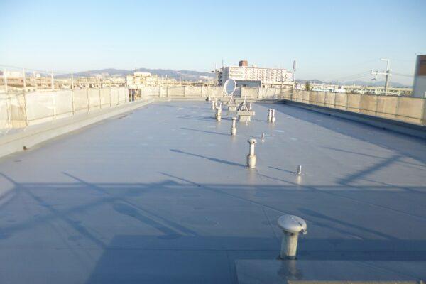 兵庫県西宮市 マンション 外壁塗装・付帯部塗装・防水工事1 (2)