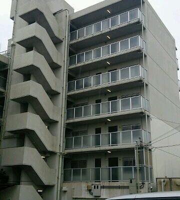 京都府京都市 マンション 外壁塗装・防水工事 (4)
