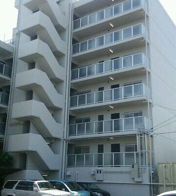 京都府京都市 マンション 外壁塗装・防水工事 (2)