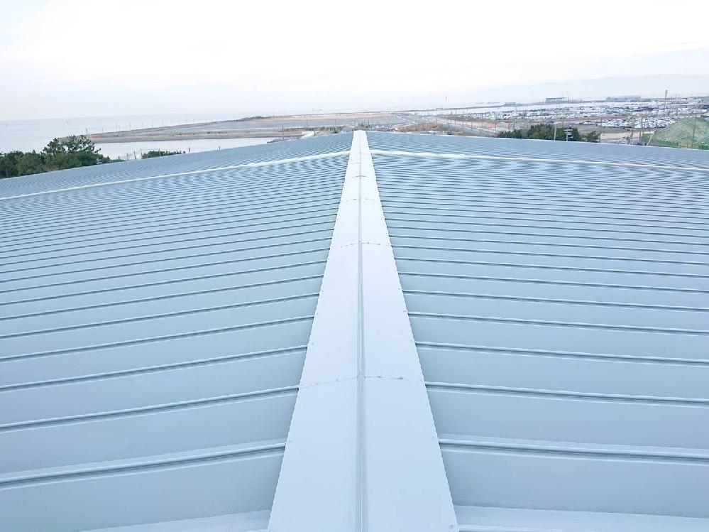 大きな屋根と広い空! (2)