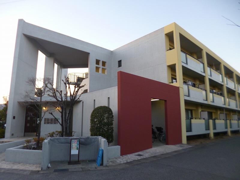 兵庫県西宮市 マンション 外壁塗装・付帯部塗装・防水工事1 (1)