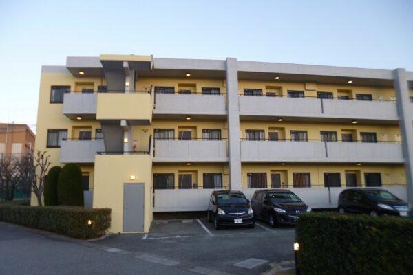 兵庫県西宮市 マンション 外壁塗装・付帯部塗装・防水工事1 (3)